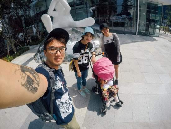 2018 五月。首爾
