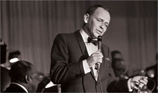 Frank Sinatra – Luck Be A Lady