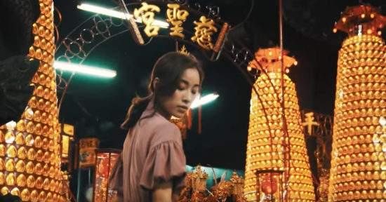在日本流行音樂MV中找到台灣