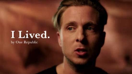 OneRepublic – I Lived
