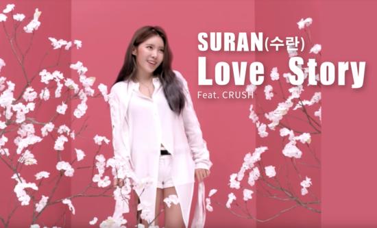 Suran – Love Story (Ft. Crush)