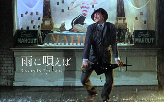 ものんくる – SIngin' in the Rain