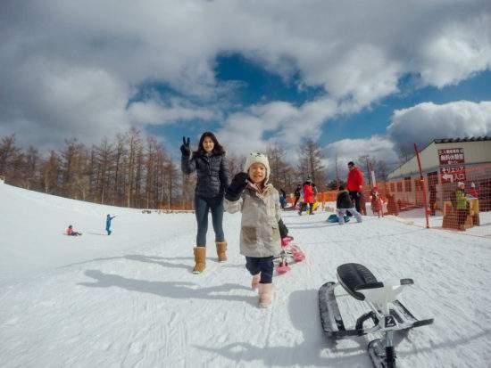 日本東北滑雪旅行