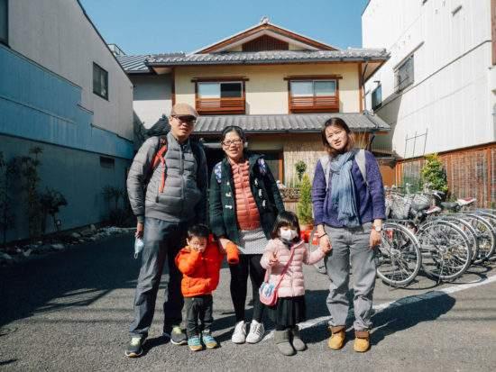 胖曦和爽哥的京都旅行