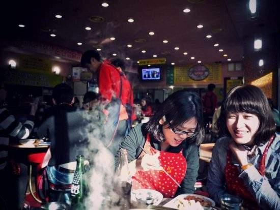 七年前的首爾旅行