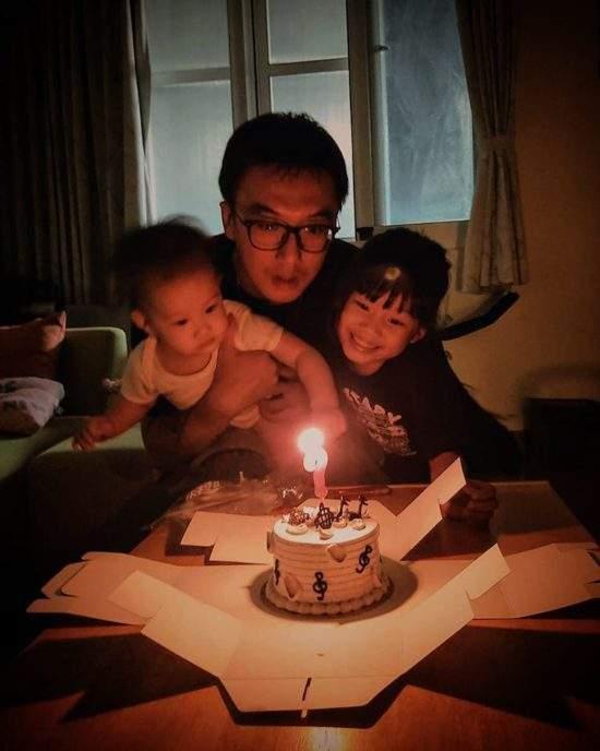 寫在38歲的最後一刻。祝我自己生日快樂。