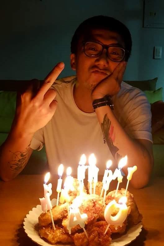 繼續當個叛逆的歐吉桑,40歲生日快樂